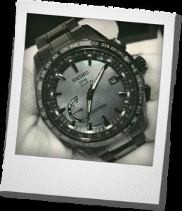 セイコーのアストロンお買取!これカッコいいです!時計の買取なら大吉長崎屋小樽店!