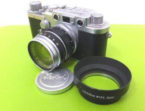 レオタックス カメラ