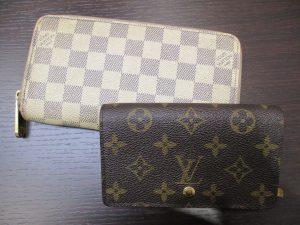 小倉南区、大吉サニーサイドモール小倉店 LV(ヴィトン)の財布をお買取り致しました!