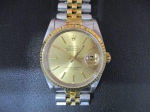 小倉南区、大吉サニーサイドモール小倉店で買取りましたロレックス(ROLEX)の時計の画像です
