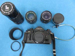 カメラの買取は、池田市の大吉池田店
