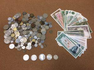 古銭の買取はどこよりも高くお付けいたします。江戸川区にございます大吉葛西店です。