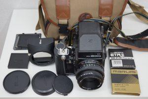 買取専門店大吉 桶川マイン 店 ブロニカ カメラ お買取りしました。
