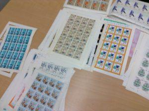 切手の買取もしている大吉羽曳野店です!