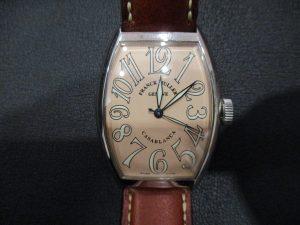 小倉南区、大吉サニーサイドモール小倉店フランク ミュラー(FRANCK MULLER)の時計をお買取り致しました!
