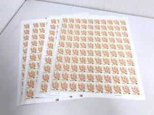 大吉川越店が切手をシートでもバラでもお買取いたします!