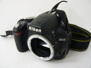 ニコンD3100