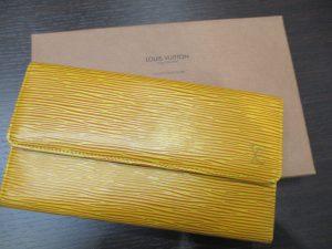 IMG_小倉南区、大吉サニーサイドモール小倉店 LV(ヴィトン)の財布をお買取り致しました!のブログタイトルの画像です