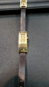 フェンディの腕時計をお買取しました!買取専門店 大吉 イオンタウン仙台泉大沢店です。