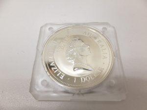 silver貴金属イーグル銀貨