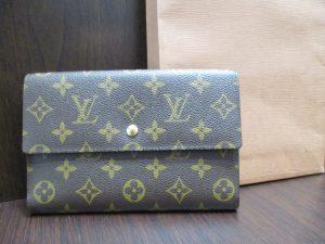 ブランド買取、小倉南区、大吉サニーサイドモール小倉店で買取りましたLV(ルイヴィトン)財布の画像です