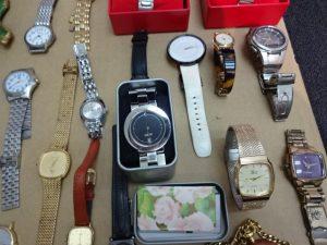 大吉調布店で買取した時計