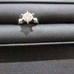 ダイヤモンド, プラチナリング, 指輪