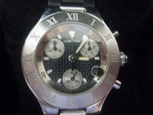 堺泉北の皆様、カルティエの時計の高価買取はアクロスモール泉北店へ