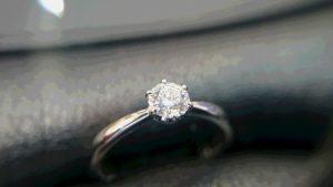 ダイヤモンドリングをお買取しました!買取専門店 大吉 イオンタウン仙台泉大沢店です。