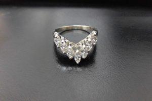 ダイヤのリングのお買取りがありました 大吉伊丹店