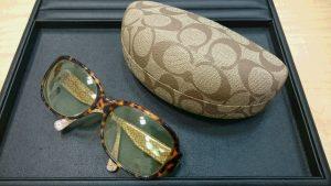 コーチのサングラスをお買取しました!買取専門店 大吉 イオンタウン仙台泉大沢店です。