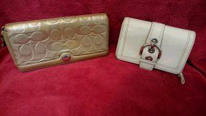 コーチのお財布をお買取しました。買取専門店 大吉 イオンタウン仙台泉大沢店です。