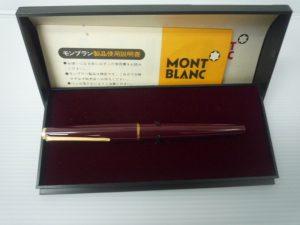 堺泉北の皆様、モンブラン万年筆の高価買取は泉北クロスモール店へ