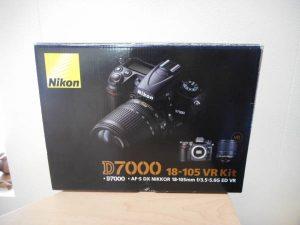Nikon D7000 18-105㎜ デジタル一眼レフ  VRレンズKit
