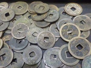 古銭の買取なら姶良市の大吉タイヨー西加治木店にお任せ下さい。