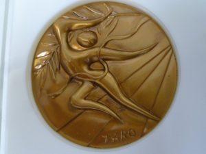ミュンヘンオリンピック記念メダル お買取りしました。福岡市大吉七隈四ツ角店