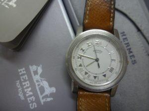 エルメス(HERMES)時計お買取りしました。福岡市大吉七隈四ツ角店です。