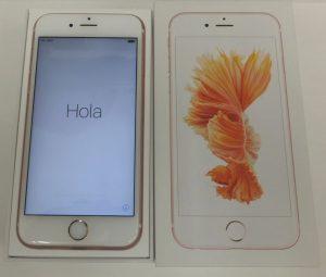 ドコモ iPhone6s ローズゴールド 64GB MKQR2J/A