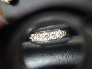 大吉調布店で買取したダイヤモンド