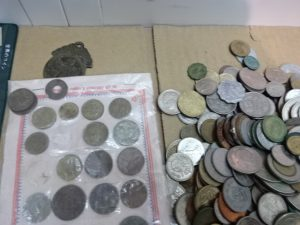 大吉調布店で買取したコイン