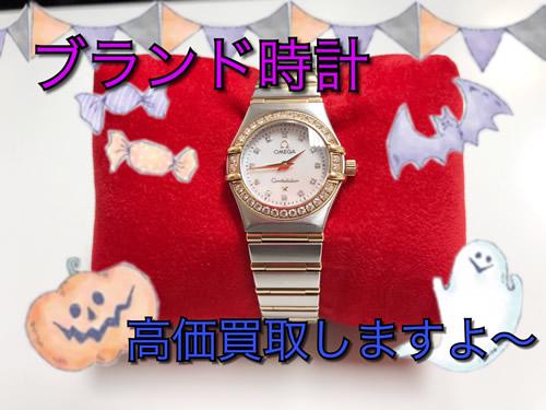 ブランド時計の高価買取はイズミヤ白梅町店の大吉にお任せ(∩´∀`)∩