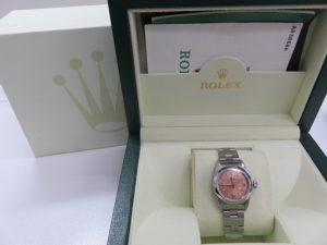 ロレックス・オメガ・クレドールなど腕時計をお買取りさせて頂きました。