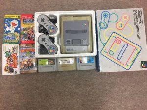 結構昔のスーパーファミコンからレトロな玩具まで買取している大吉福井ショッピングシティベル店です!