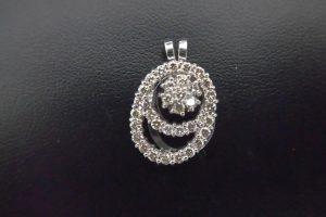 ダイヤモンドのペンダントトップをお買取しました 大吉伊丹店