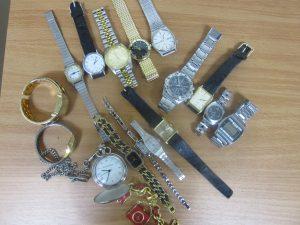時計を大量にお買取り致しました!大吉羽曳野店
