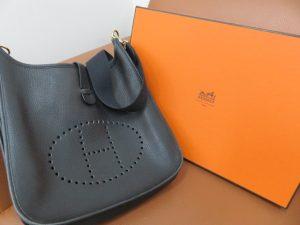 Hermès エヴァリン 定番人気のバックをお買取りさせて頂きました。