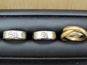 京都、奈良で、カルティエ・指輪・貴金属の買取は大吉ガーデンモール木津川店へ