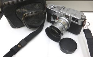 ライカ LEICA M3 75万番 フィルムカメラ レンズ SUMMICRON 1:2/50