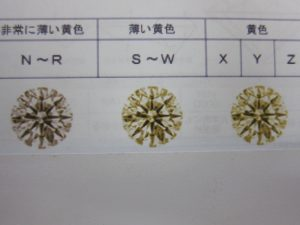 DIAMOND 4C /Color~色~のご紹介。大吉ザ・モール春日店です!!
