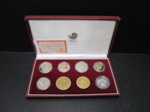 京都、奈良で記念メダルの買取は大吉ガーデンモール木津川店へ