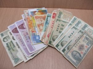 京都、奈良で、外国銭・紙幣・硬貨の買取は大吉ガーデンモール木津川店へ