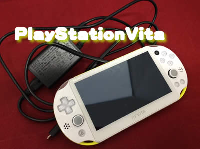 PlayStation Vita(PS VITA)買取りました!大吉京都西院店