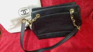 シャネルのバッグをお買取りしました。買取専門店 大吉 仙台泉大沢店です。