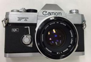 .カメラ CANON キャノン 年代物