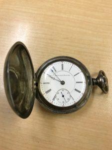 古くて使わない懐中時計、高価買取致します。大阪市大正区の大吉大正店です!