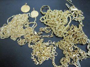 京都、奈良で金K18指輪ネックレスの高価買取はガーデンモール木津川店へ
