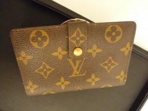 ルイヴィトン, モノグラム,二つ折り財布,買取