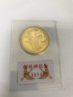 金貨のお買取りは京都市の大吉 北野白梅町店