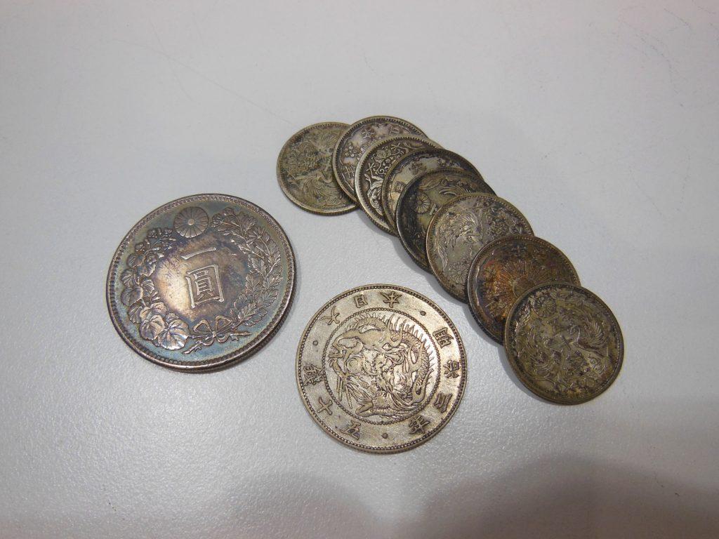 豊田市の銀貨・古銭買取は、大吉豊田店にお任せください★