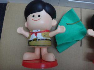 大吉調布店で買取したマスコット キャラクター